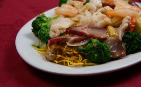 #64a Castle's Special Chow Mein